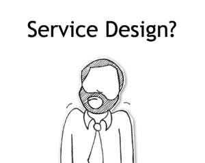 Não precisa se desesperar com o projeto de um serviço