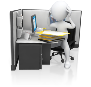 Trabalhador de Back-office (Bastidores)