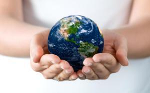 A logística serve para ajudar a sustentar o mundo!