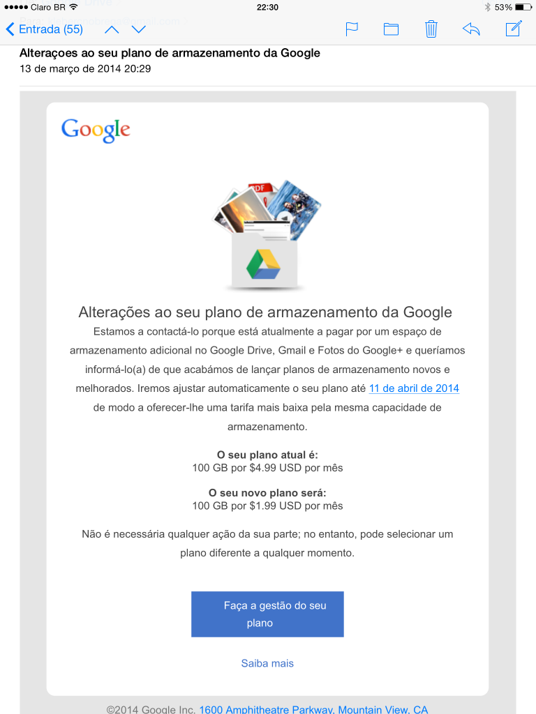 A Renúncia do Google!