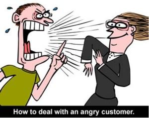 Lidando com clientes difíceis!