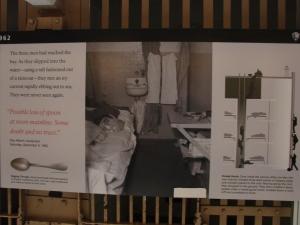 Ilustração e imagens da fuga ocorrida antes do fechamento do presídio
