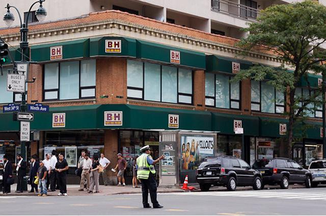 Imagem externa da Loja Photo & Video, em New York, EUA.