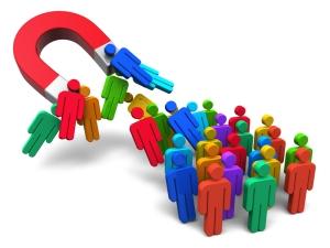 Bons serviços atraem mais e mais clientes!